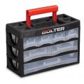 Органайзер пластмасов с чекмеджета 3 реда 11 отделения BOLTER