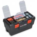 "Кутия за инструменти с органайзаер пластмасова 19"" BOLTER"