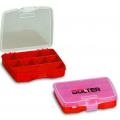 Органайзер пластмасов с прегради 8 отделения BOLTER