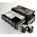 Кутия за инструменти с 2 чекмеджета Dewalt