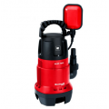 Потопяема водна помпа за мръсна вода 780W Einhell