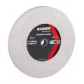 Диск за шмиргел ø200x20xø16mm бял Р60