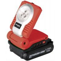 Лампа Светодиодна за Li-Ion Батерии Raider