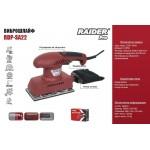 Виброшлайф 200W 90х187mm Raider Pro