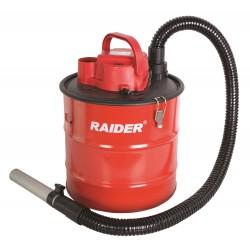 Прахосмукачка за пепел 1000W 18л Raider