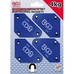 Магнити за заваряване 4бр в к-т BGS