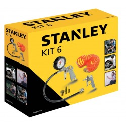 Аксесоари за компресор к-т 6ч Stanley
