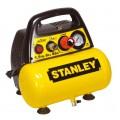 Компресор 1.1kW 6.6л безмаслен Stanley