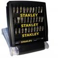 Накрайници комплект и адаптер 31 броя Stanley
