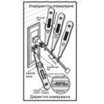 Тестер дигитален / фазомер индукционен TopMaster
