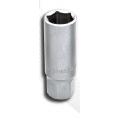 """Вложка за свещи удължена 1/2"""" 19mm 6-ст TopMaster"""