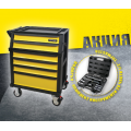 Количка за инструменти с 6 чекмеджета TopMaster